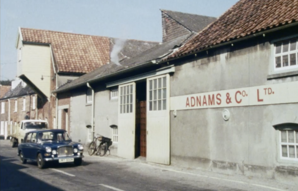 Adnams brewery in Southwold