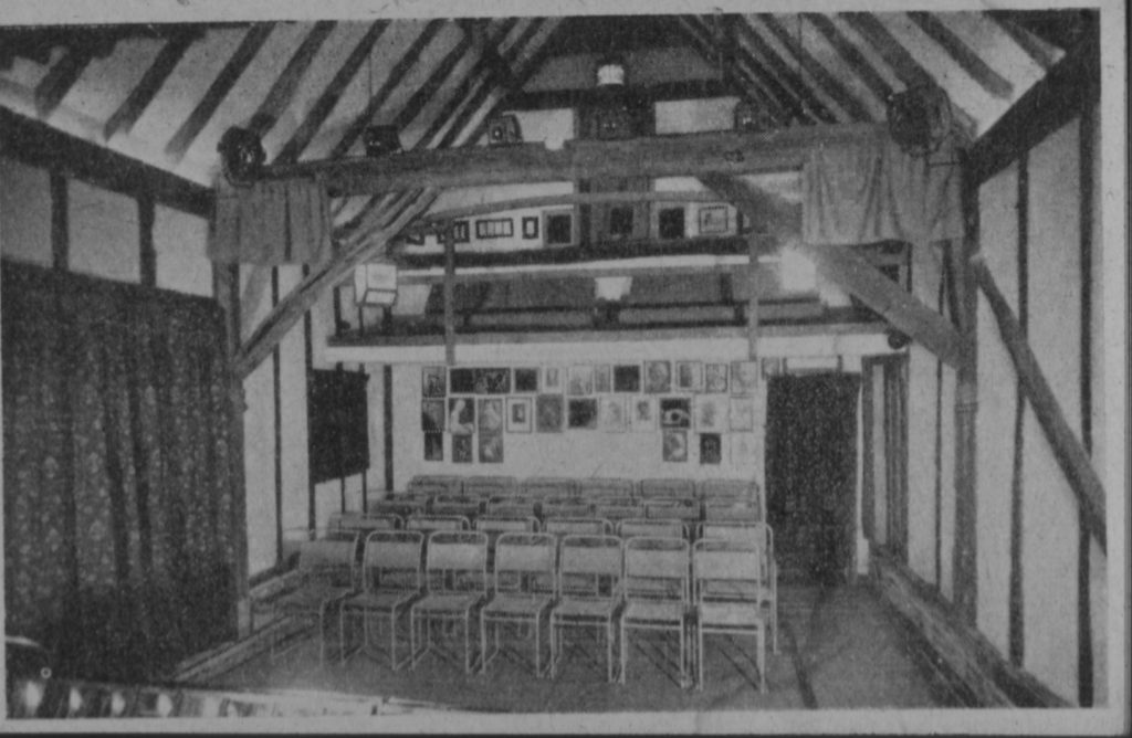 Walberswick cinema