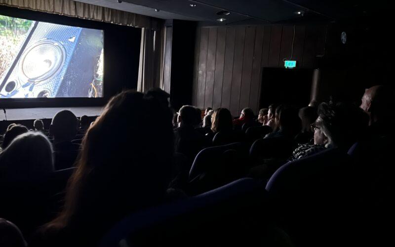 Awards night at Ipswich Film Theatre